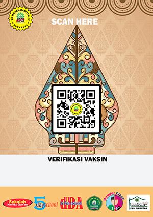 add SD muhammadiyah 12 barcode